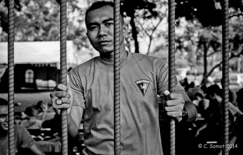 Police In Jail